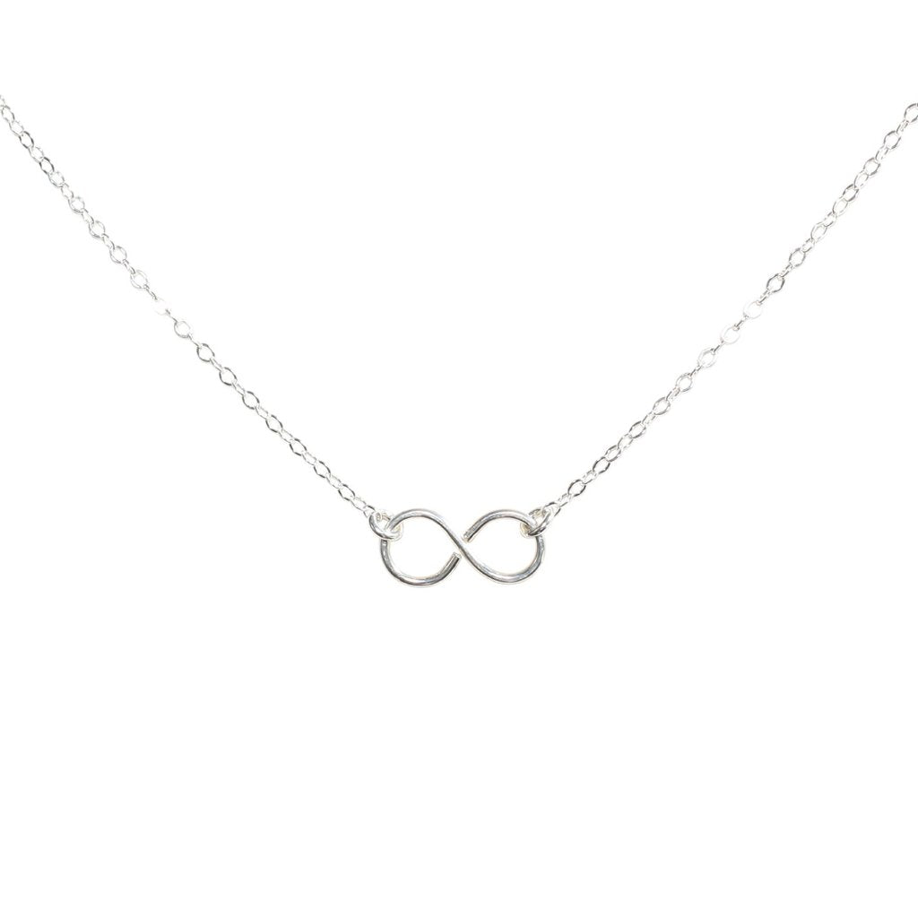 SALE - Infinity Necklace