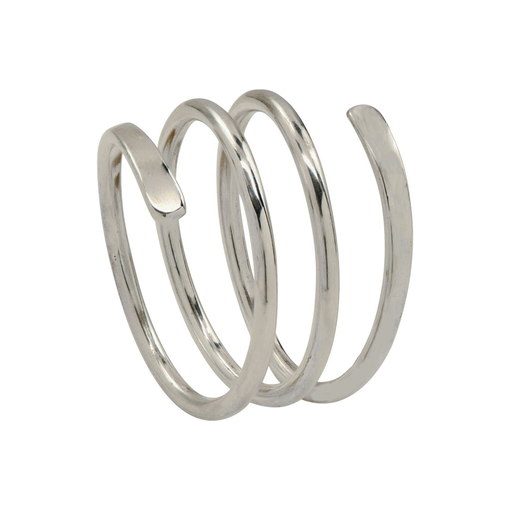 Multiple Twirl Ring