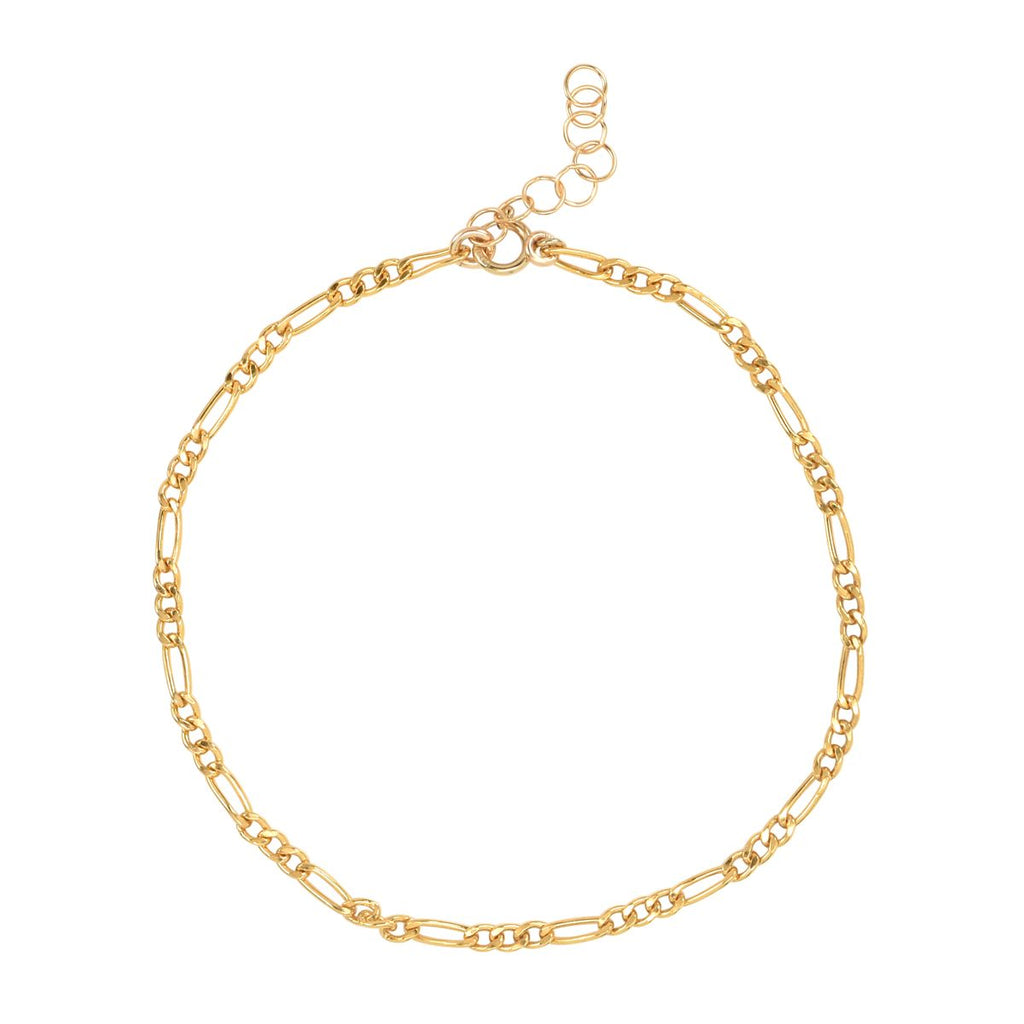 Figaro Chain Link Anklet
