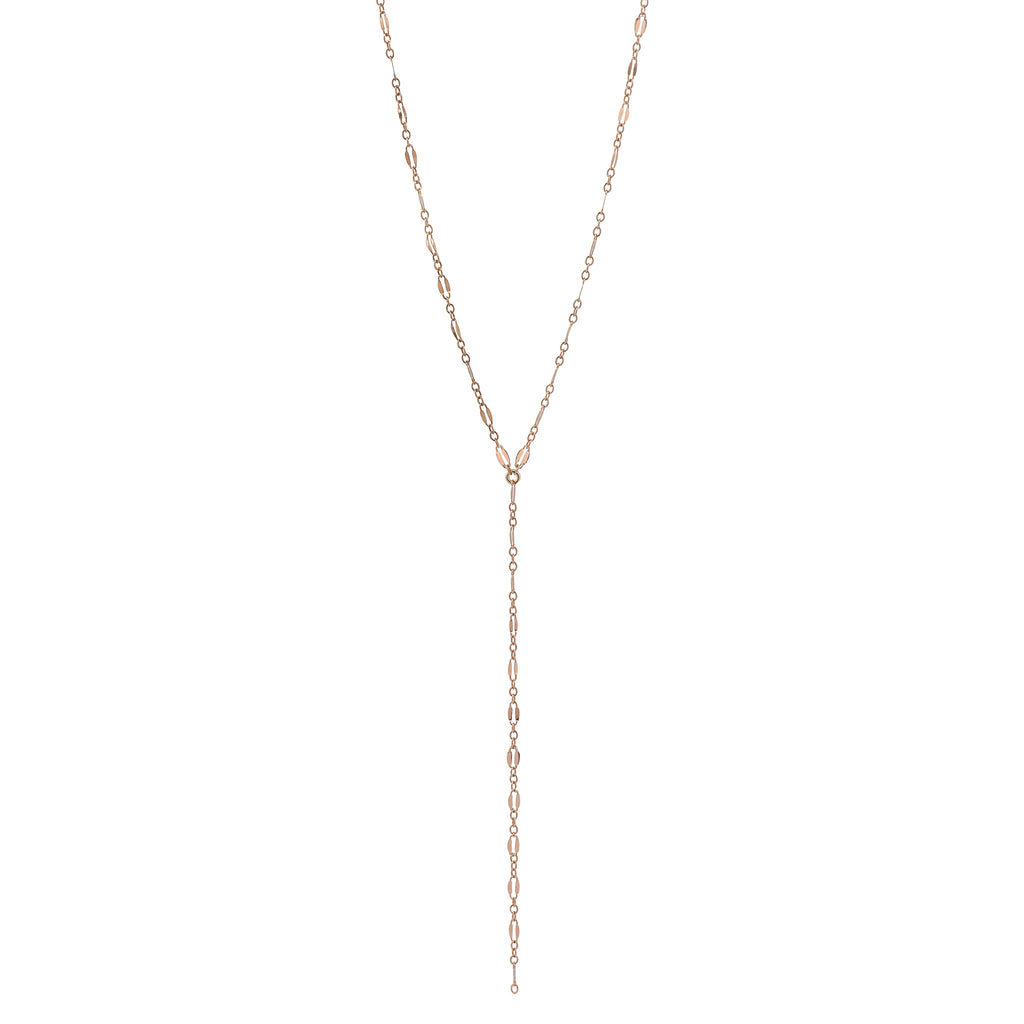 SALE - GL Chain Y-Drop Necklace