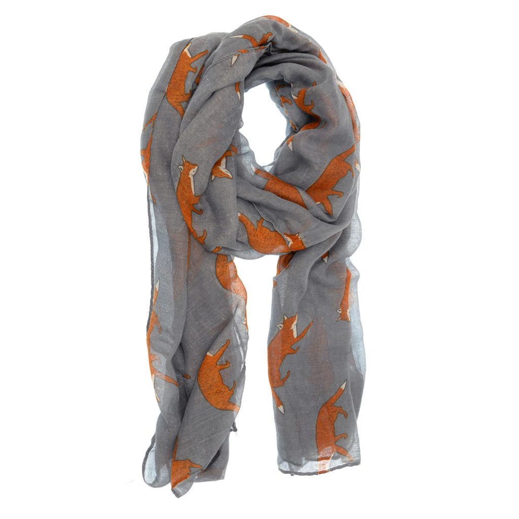 Fox Trot Scarf (more colors)