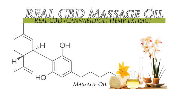 High CBD Healing Oil For Massage Strongest Formula Available