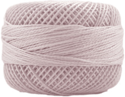 Perle Cotton: 1721 Baby Pink