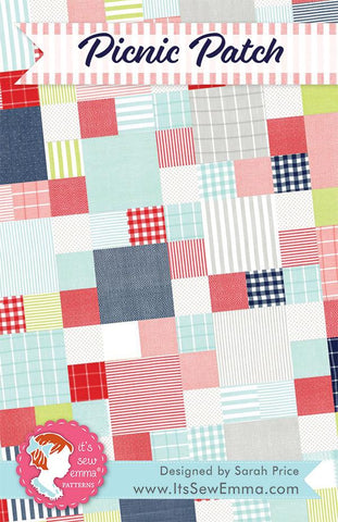 Picnic Patch Quilt Pattern
