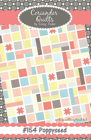 Poppyseed Quilt Pattern