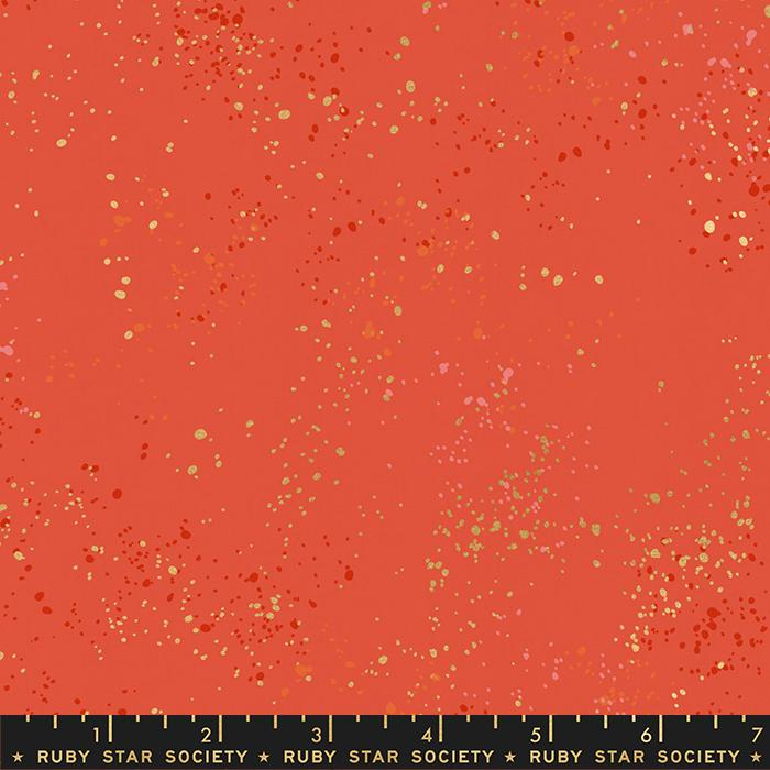 Speckled Metallic Festive - 75M
