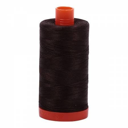 1130 Aurifil - Very Dark Bark