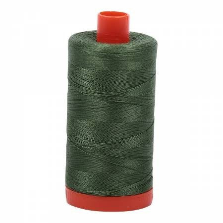 2890 Aurifil - Very Dark Grass Green
