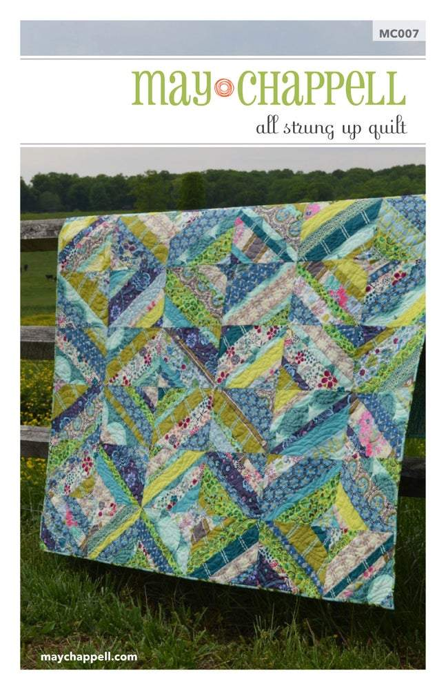 All Strung Up Quilt