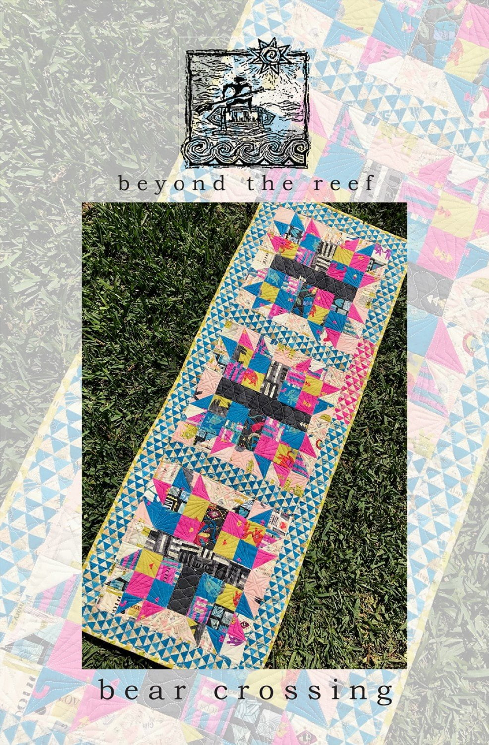 Bear Crossing Quilt Pattern