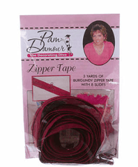 Zipper Tape by the Yard