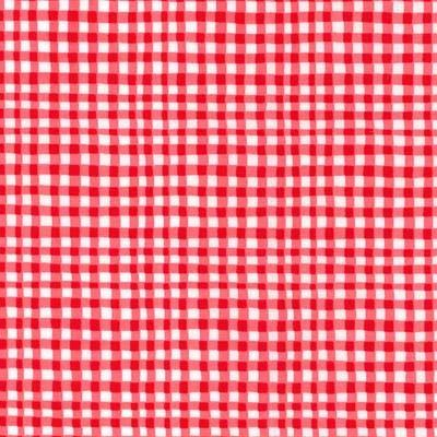 Gingham Play: Cherry