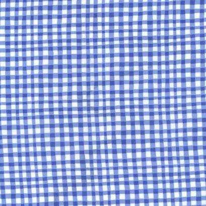 Gingham Play: Cobalt