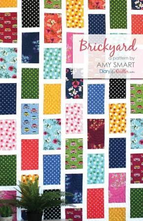 Brickyard Quilt Pattern