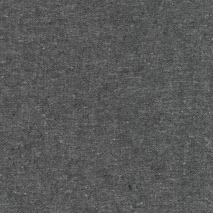 Essex Yarn Dyed Charcoal - Stitch Supply Co.