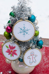 Christmas Sampler Printed Pattern w/ Iron Transfer - Wholesale - Stitch Supply Co.  - 2
