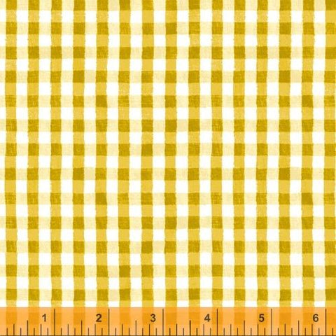 State Fair: Yellow Gingham