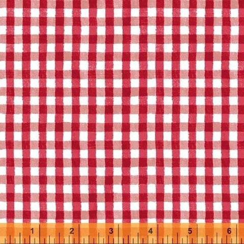 State Fair: Red Gingham