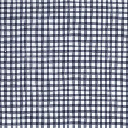 Gingham Play: Graphite