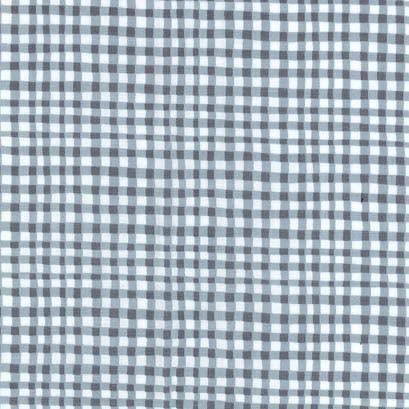 Gingham Play: Gray