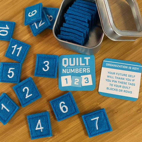 Quilt Numbers