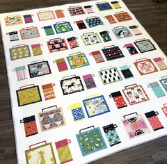 WHOLESALE Lunchtime Quilt Pattern - 6 patterns