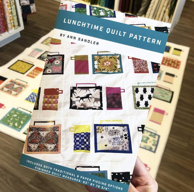 Lunchtime Quilt Pattern