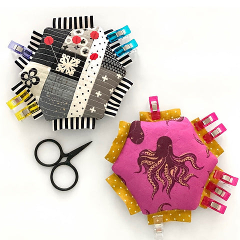 Clip and Pin Cushion PDF Pattern