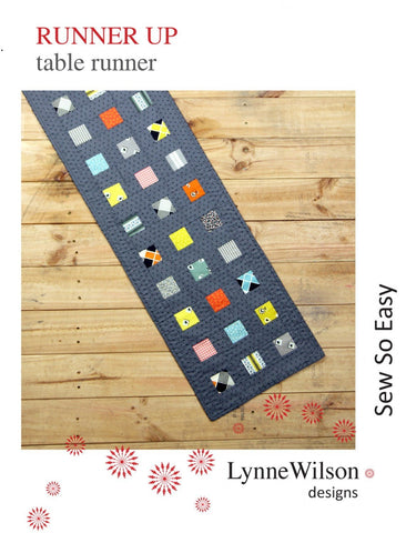 Runner Up Table Runner
