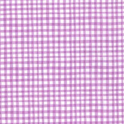 Gingham Play: Lavender