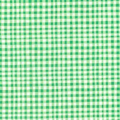 Gingham Play: Leaf