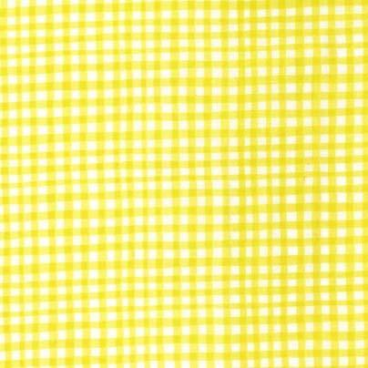 Gingham Play: Lemon