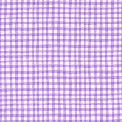 Gingham Play: Lilac