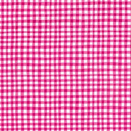 Gingham Play: Magenta***ALMOST GONE***