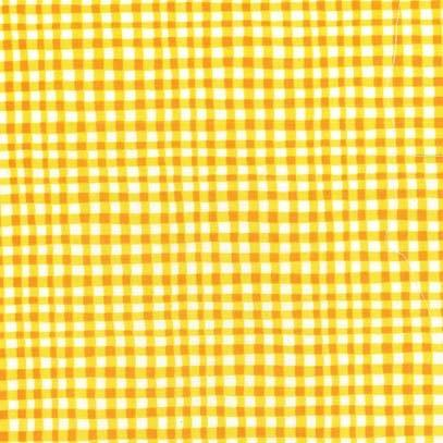 Gingham Play: Marigold