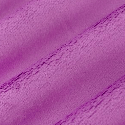 "Mauve Solid Cuddle 58/60"" in Mauve"