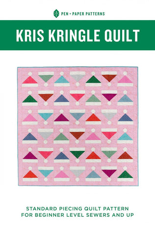 Kris Kringle Quilt Pattern