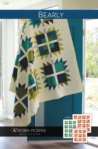 Bearly Quilt Pattern
