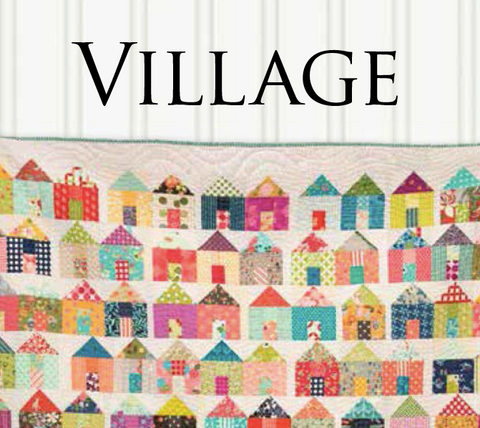 FREE The Village PDF Pattern