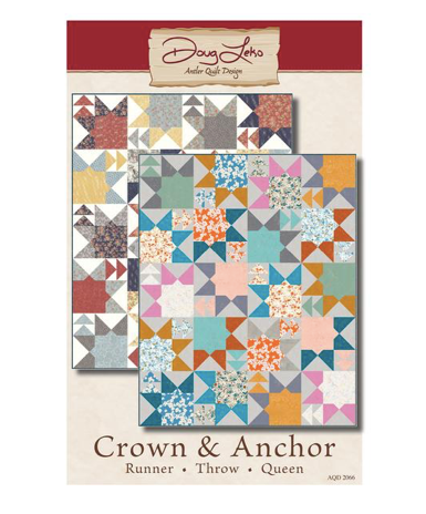 Crown and Anchor Quilt Pattern