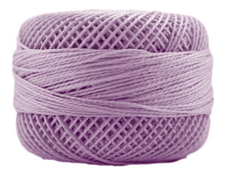 Perle Cotton: 8605 Antique Violet