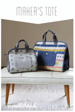 Makers Tote - Stitch Supply Co.  - 1