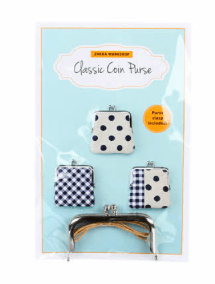 Classic Coin Purse Pattern and Hardware - Stitch Supply Co.