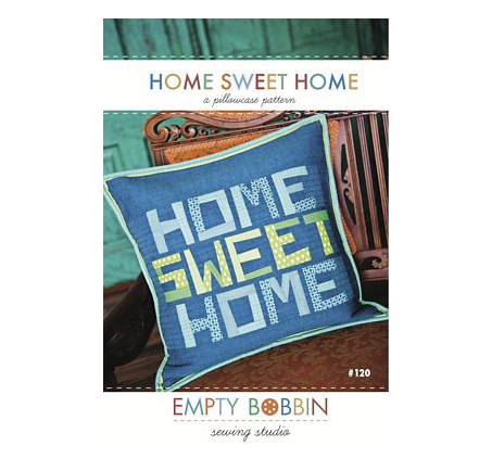 Home Sweet Home Pillow Pattern