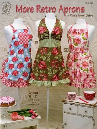 More Retro Aprons - Stitch Supply Co.  - 1