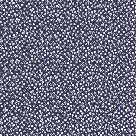 Rifle Paper Co: Tapestry Dot in Navy