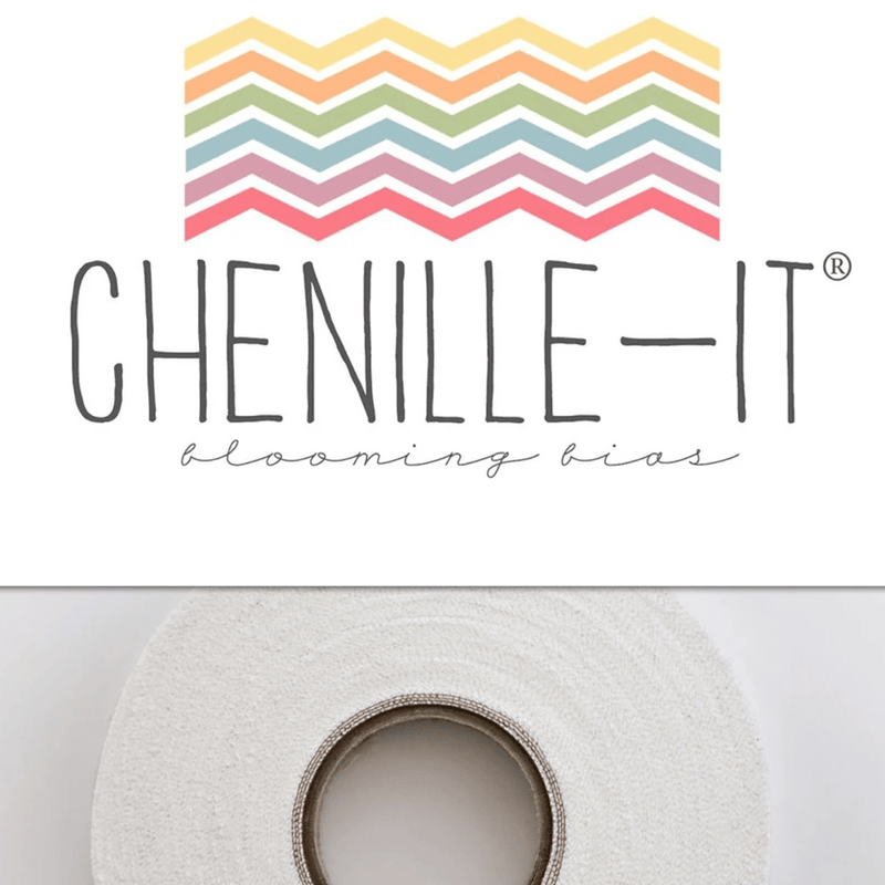 Chenille-It in White