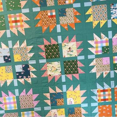 Fat Quarter Fun - No. 322