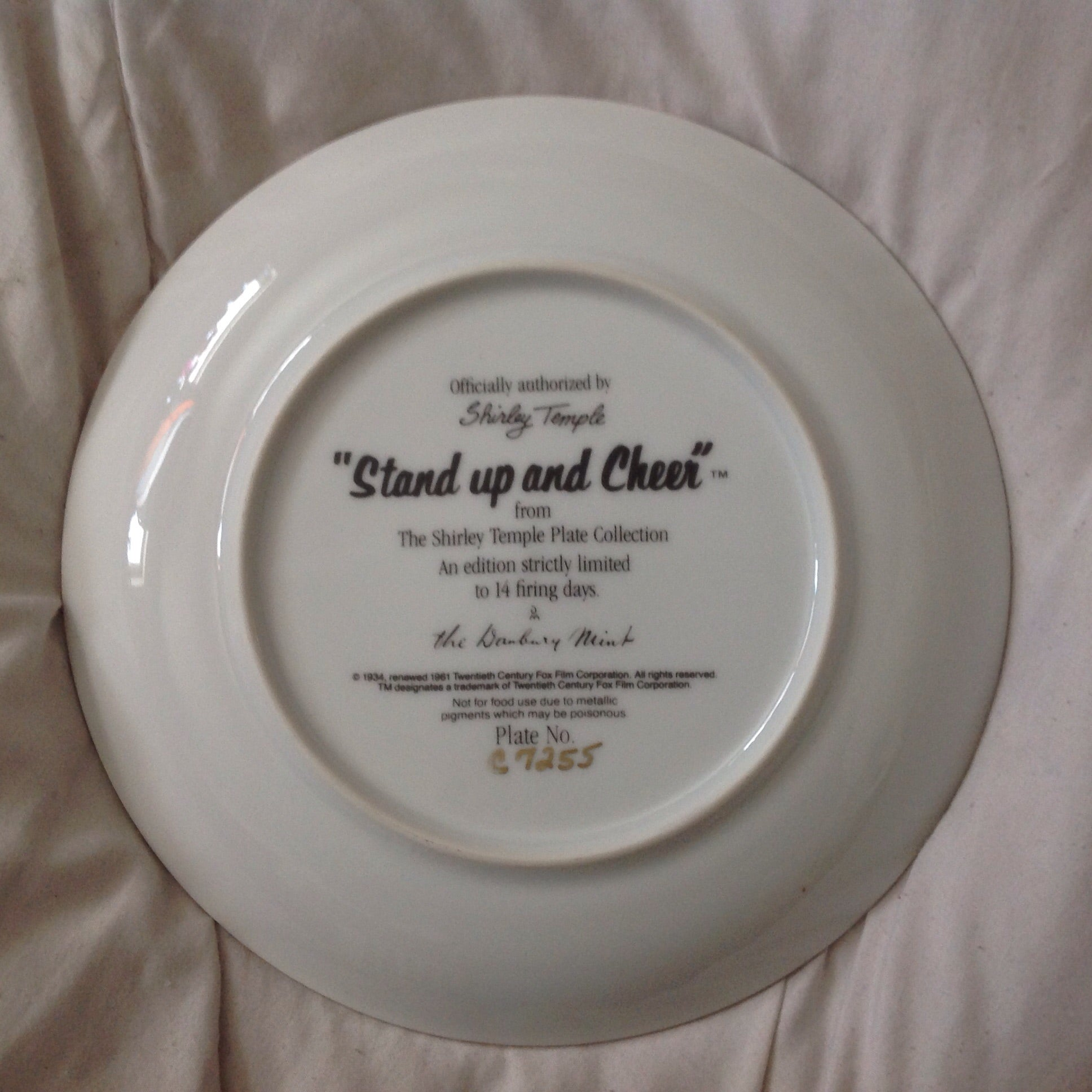 images How to Stand up Plates in a China Cabinet