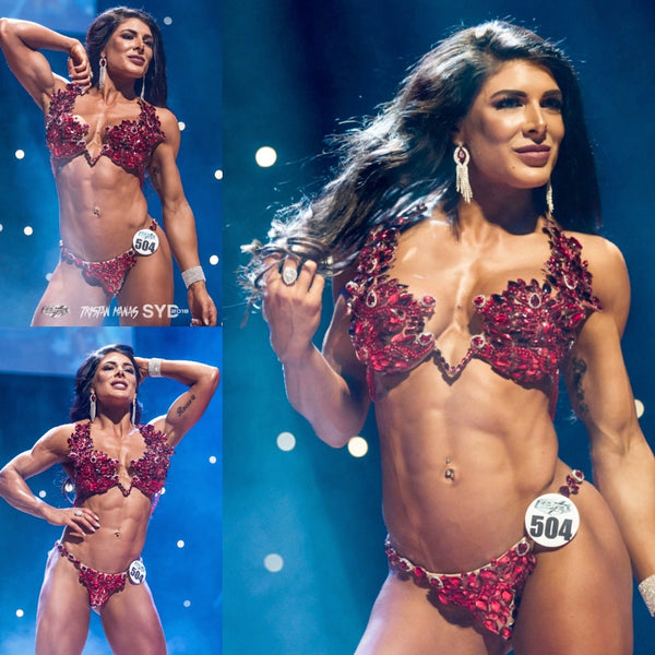 WBFF Sydney 2018 Bikini Design Wrap Up